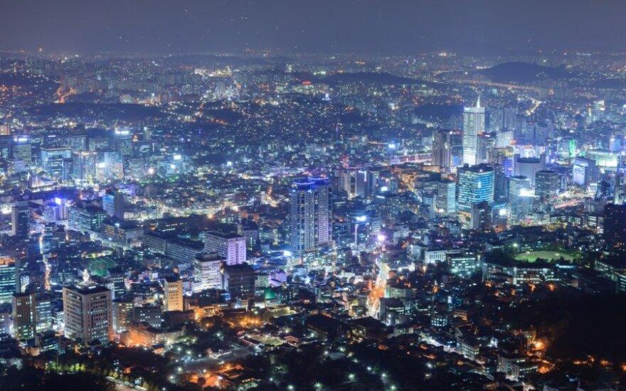 Lietuvė: Pietų Korėjoje net ir užsieniečio klausiama, kiek jam metų