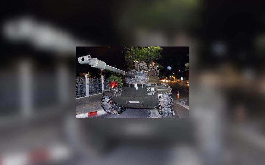Tankas Bankoke, Tailande