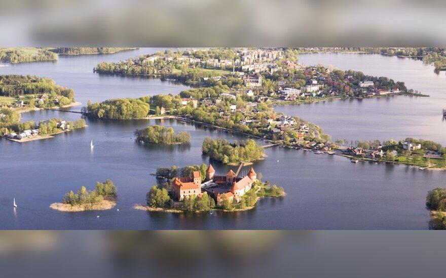 Žalieji: Druskininkai, Trakai ir Neringa gali netekti savo miškų