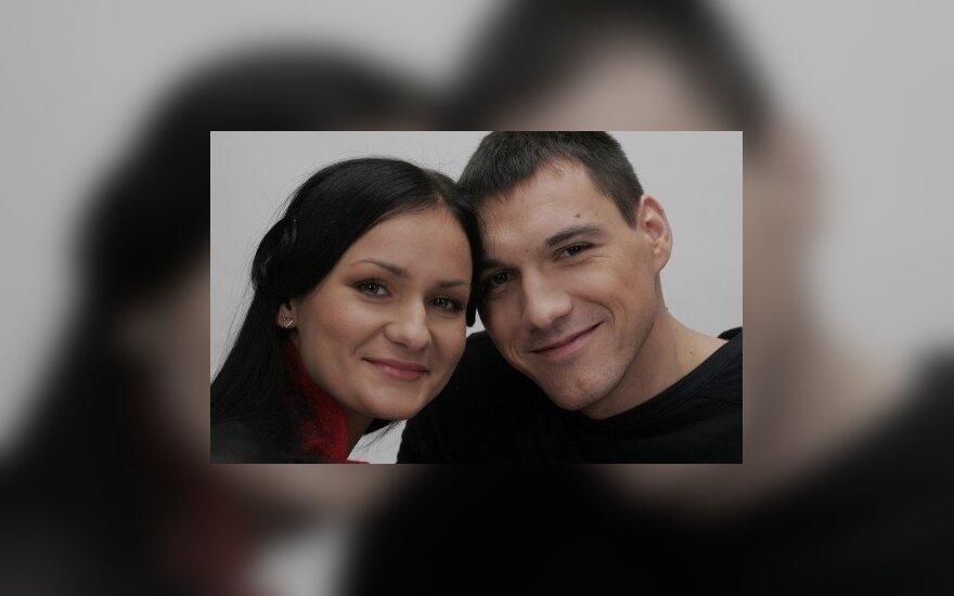 Agnė ir Jonas Mačiuliai