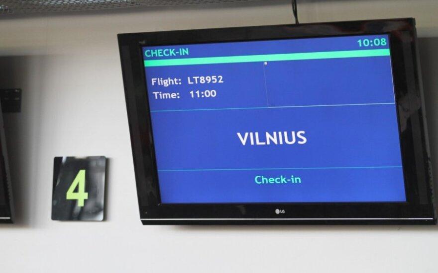 Apsilankiusi Vilniuje per dieną išgirdo tik penkis lietuviškai kalbančius gyventojus