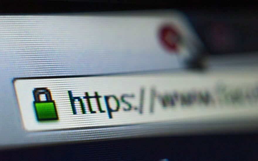 Large-scale cyber attack hits Lithuania