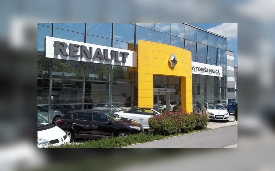 """""""Renault-Nissan"""" 2016 m. Rusijoje tikisi turėti 40 proc. rinkos"""