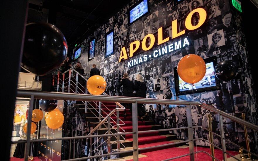 """""""Apollo kino"""" pristatymas Panevėžio bendruomenei"""