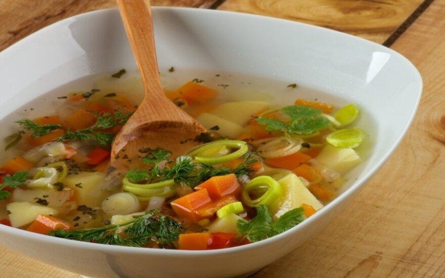 Kalakutienos sriuba