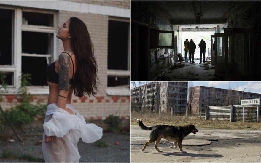 """""""Influencerių"""" nuotraukos iš Černobylio privertė pasisakyti ir HBO serialo kūrėjus"""
