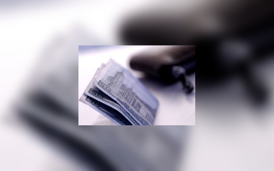 Antstoliai pernai išieškojo 182,1 mln. litų skolų