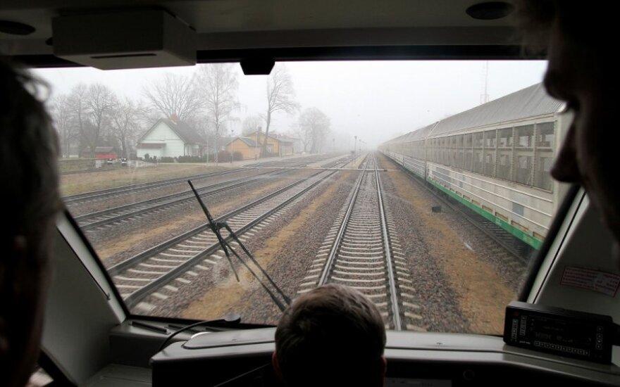 """Į traukinį Lietuva įšoko per anksti: """"Rail Baltica"""" korekcijos gali pareikalauti iki 700 mln. eurų"""
