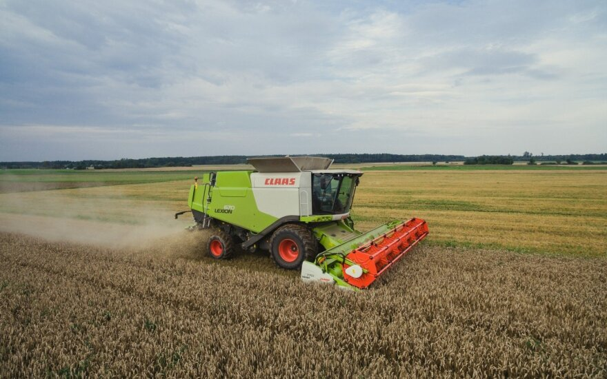 Rain-hit Lithuanian farmers to get EU aid - Grybauskaitė