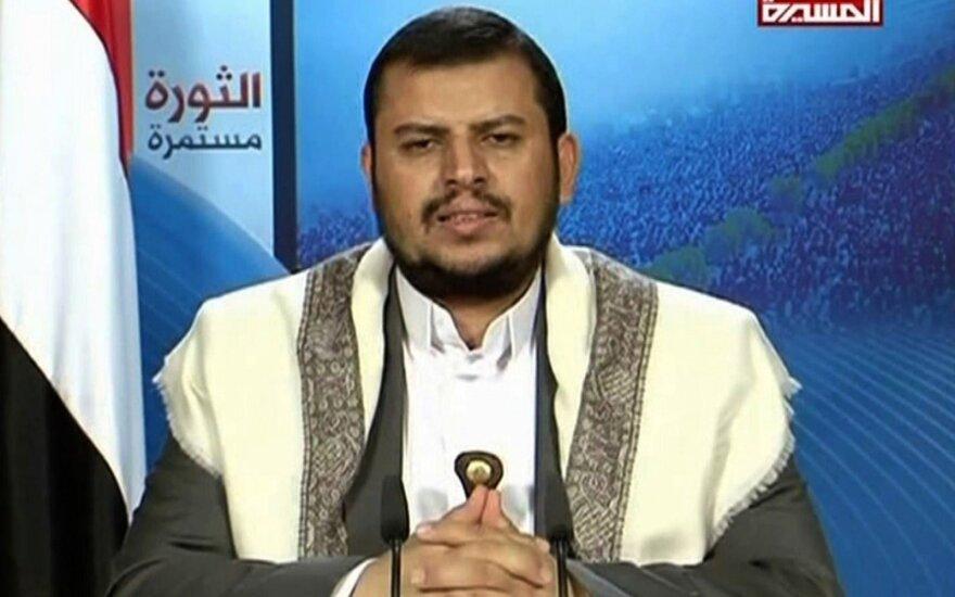 Abdulmalikas al Huthi