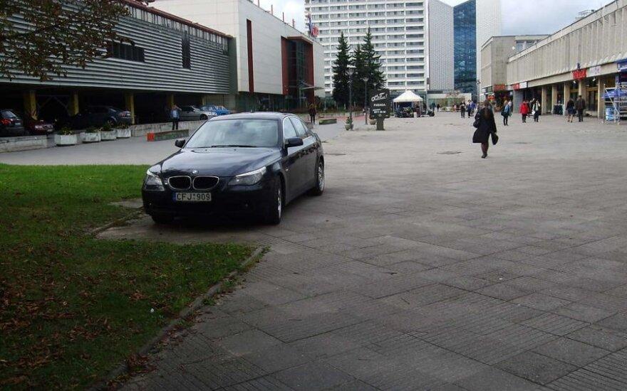 Vilniuje, Šnipiškių g. 2011-09-29