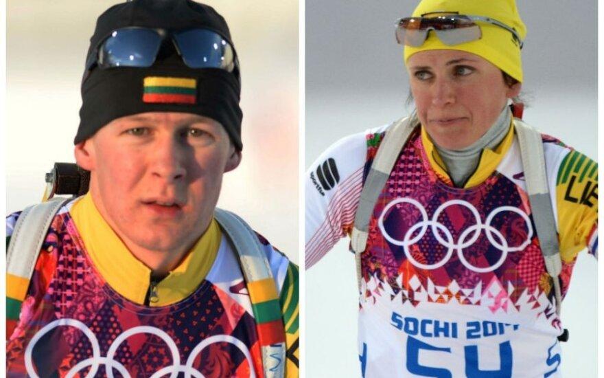 Tomas Kaukėnas, Diana Rasimovičiūtė (pliadisfoto.com nuotr.)