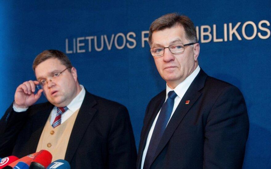 Algirdas Butkevičius, Vitas Vasiliauskas