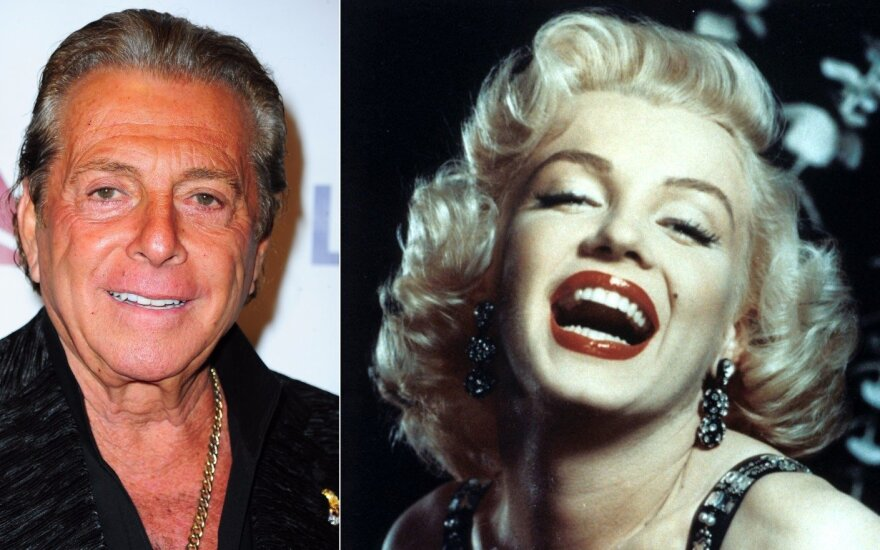 Gianni Russo ir Marilyn Monroe