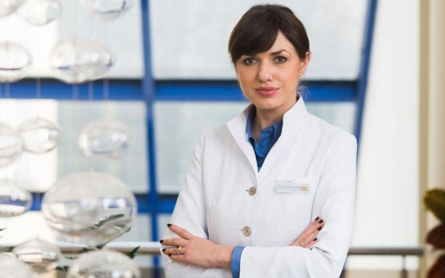 Gydytoja paaiškino, kas labiausiai skatina odos senėjimą ir kaip to išvengti