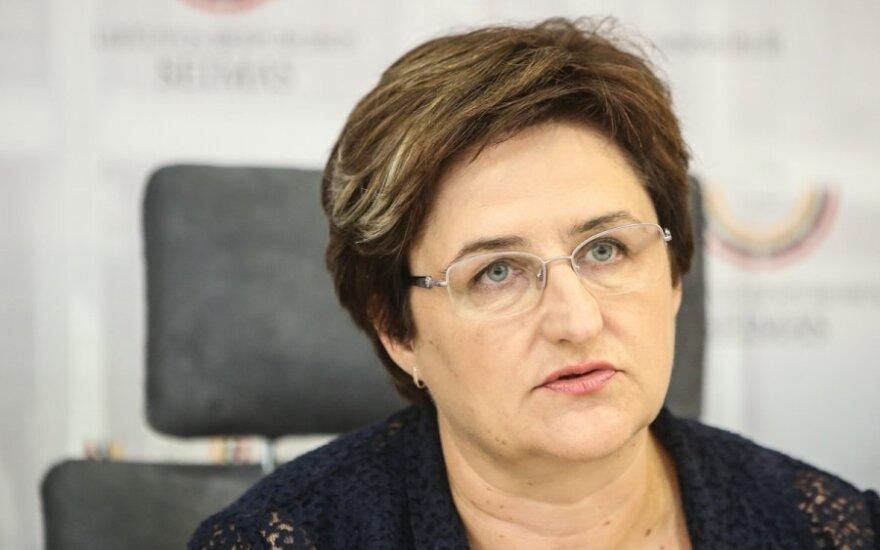 Lithuanian Parliament Speaker Loreta Graužinienė