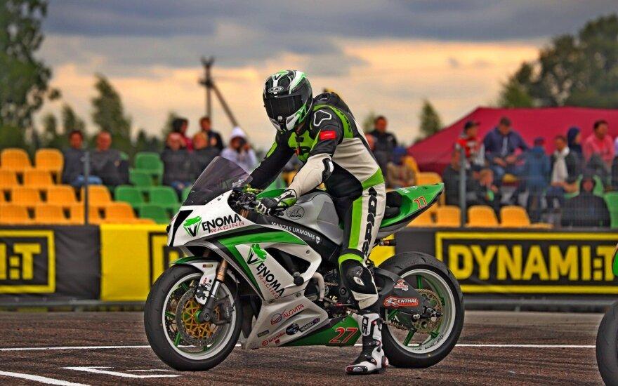Motociklininkų laukia per pusšimtį motosporto renginių