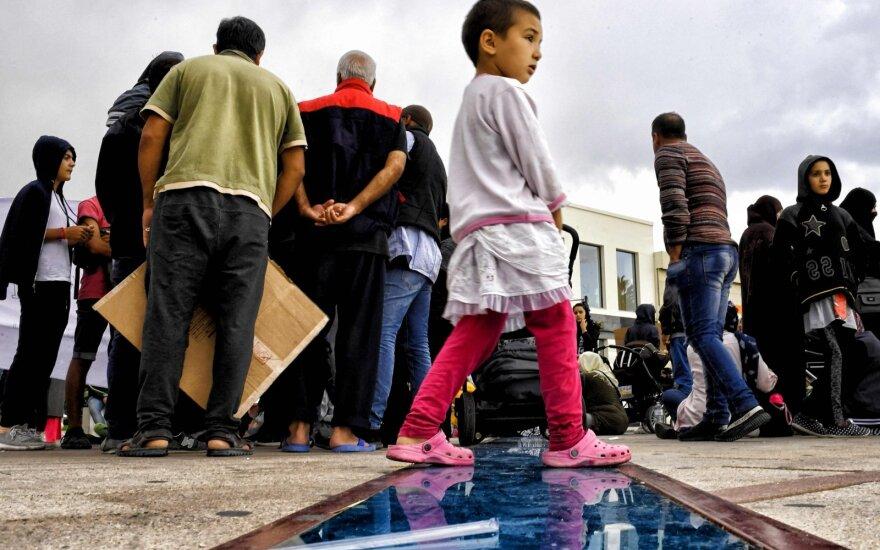Migrantų srautas iš Turkijos į ES šiais metais išaugo 23 proc. punktais