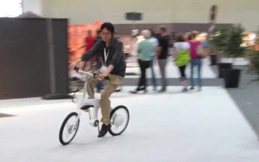 Hibridinis dviratis