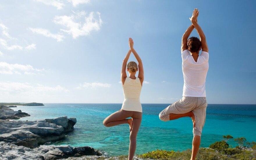Joga - vidinės harmonijos ir sveikatos šaltinis