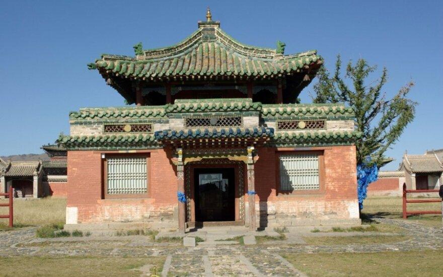 Erdne Zuu vienuolynas Mongolijoje