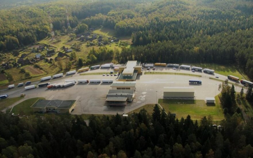 Lavoriškių-Kotlovkos kontrolės punktas
