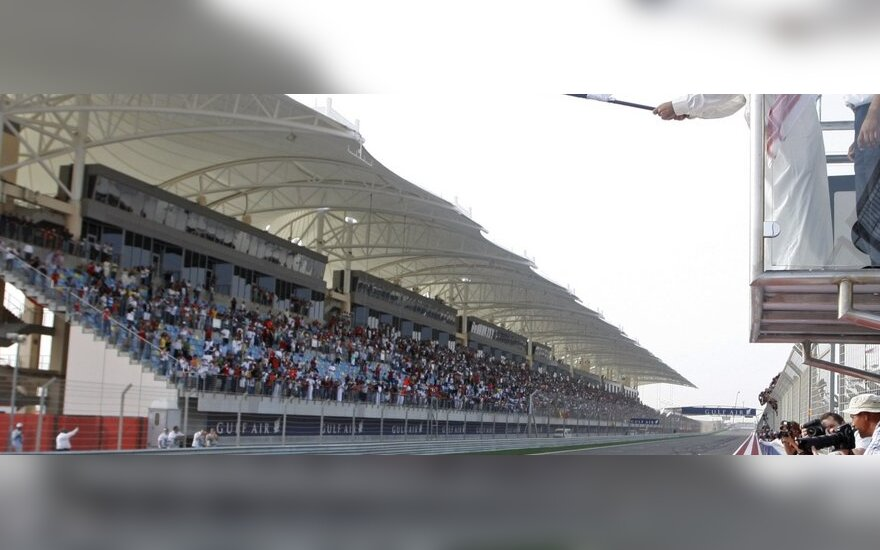 """Formulės-1"" Bahreino GP etapas"