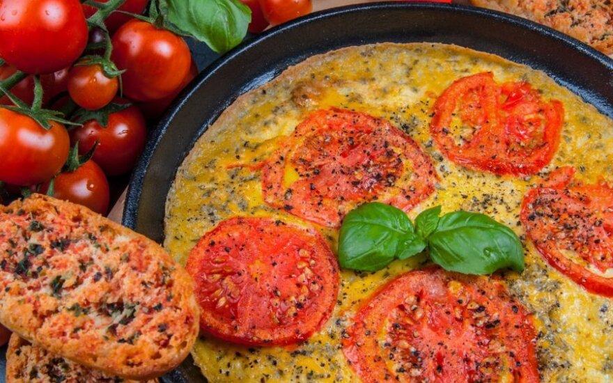 Itališkas omletas