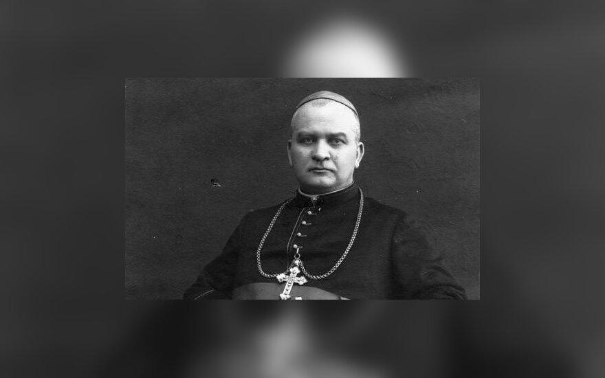 Bažnyčia mini Matulaičio paskyrimo vyskupu šimtmetį