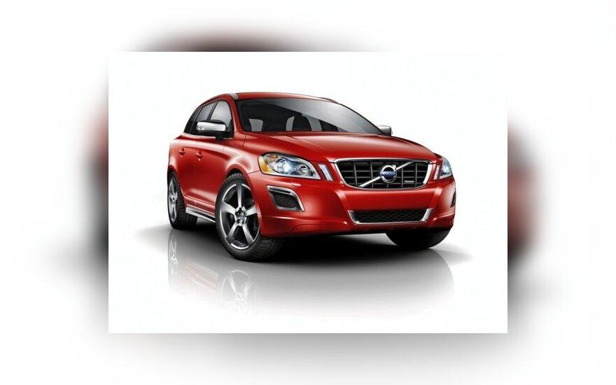 """Volvo XC60 R-Design"" – dar sportiškesnis"