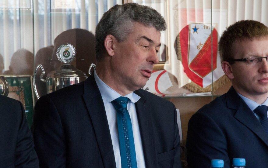 Vidmantas Murauskas / Foto fksūduva