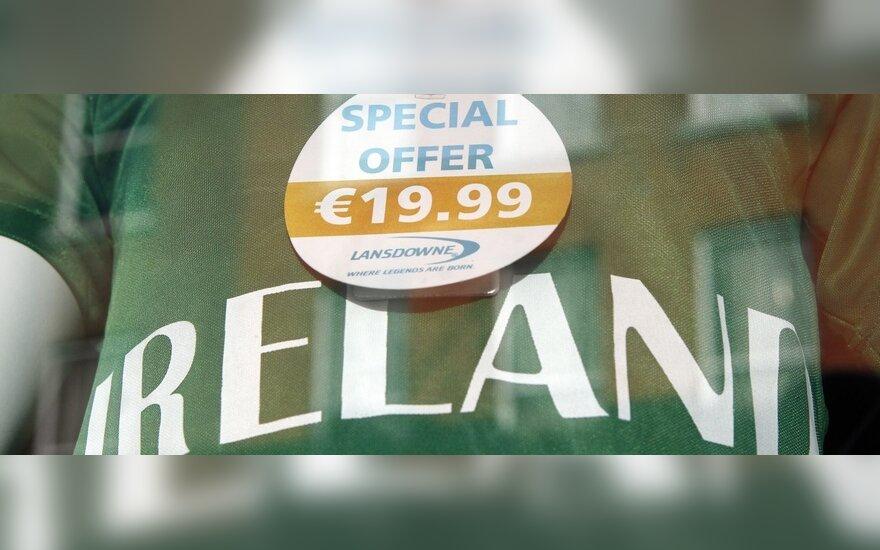 TVF suteikė Airijai naują paskolos dalį