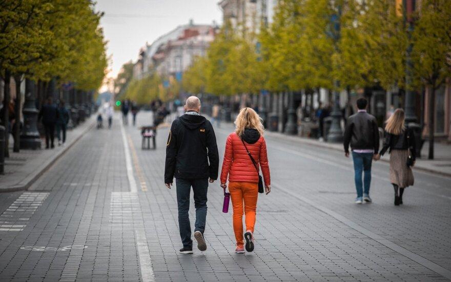 Lietuvoje užfiksuota 15 naujų koronaviruso atvejų, pasveikusiųjų – 1049