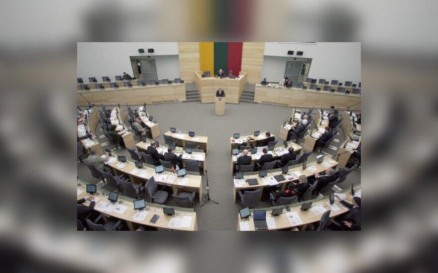 Apklausa: jei dabar vyktų Seimo rinkimai, juos laimėtų opozicija