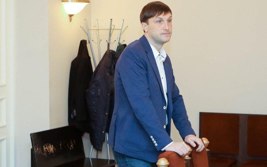 """Sacharukas prabilo apie """"MG Baltic"""" siūlytą paketą: aš juos pasiunčiau ir pasakiau, kad nušausiu"""