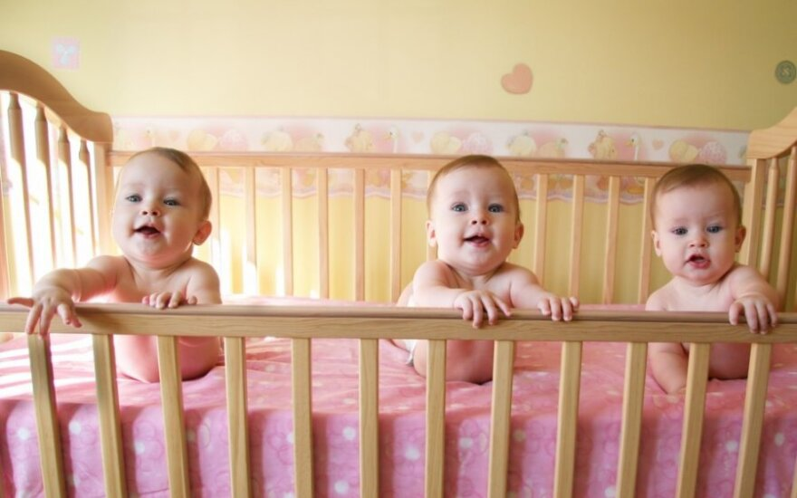 Pasitikrinkite, ar jūsų vaiko vardas tarp jų: paskelbti praėjusio pusmečio populiariausi vardai Lietuvoje