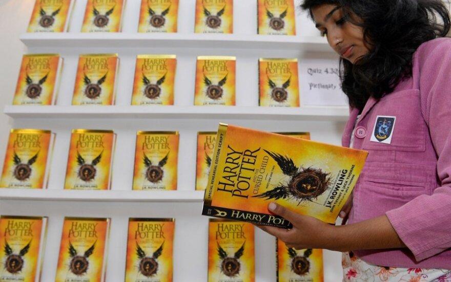 Knygos apie Harį Poterį