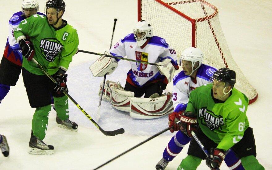 """""""Kaunas Hockey"""" - Rokiškio """"Rokiškis"""""""