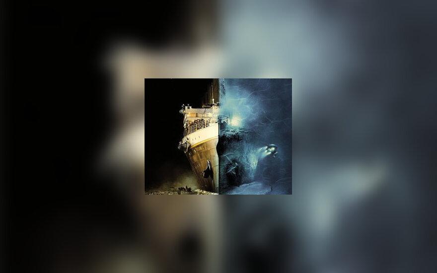 """""""Titanikas: gelmių vaiduoklis"""""""