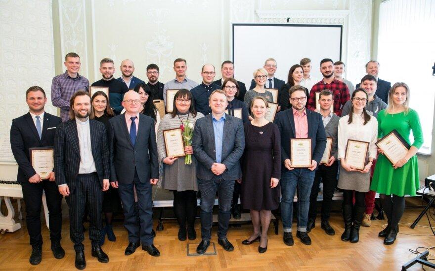Apdovanoti gražiausi lietuviški įmonių pavadinimai