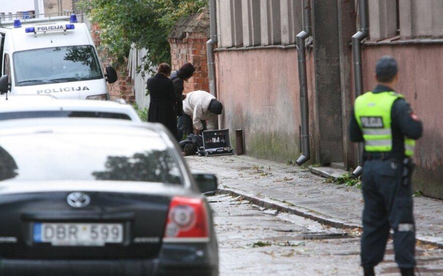 Kaune nušautas Kauno apygardos teismo teisėjas Jonas Furmanavičius