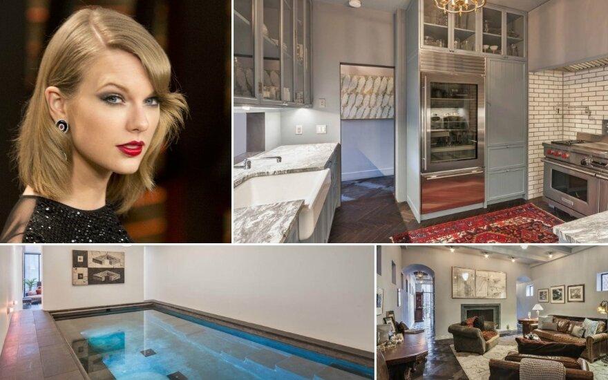 Taylor Swift apartamentai