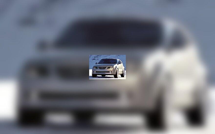 """""""Saab 9-3"""" automobilis"""