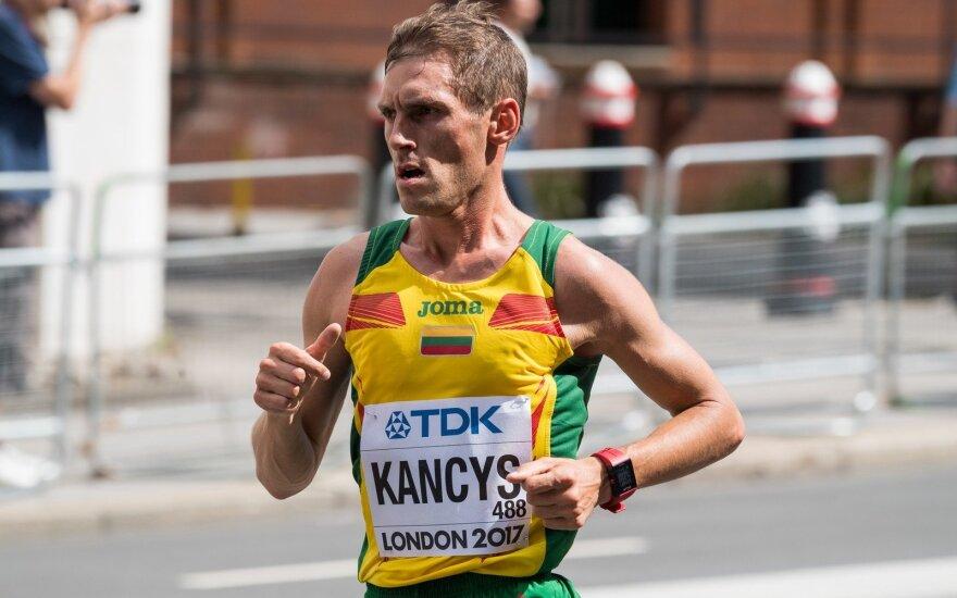 Pasaulio lengvosios atletikos čempionatas: vyrų maratonas