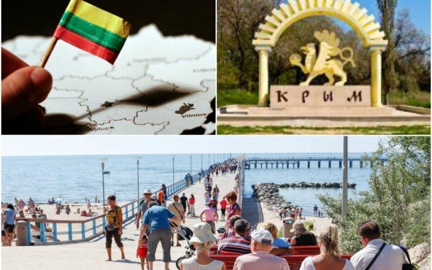 Rusės prisipažinimas: Krymą iškeičiau į Lietuvą