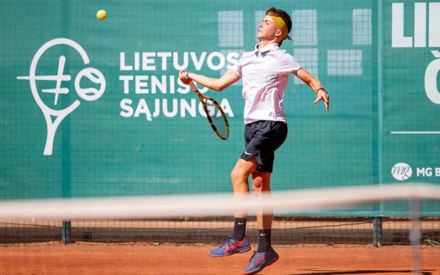 Lietuvos teniso sąjunga pradeda naują projektą