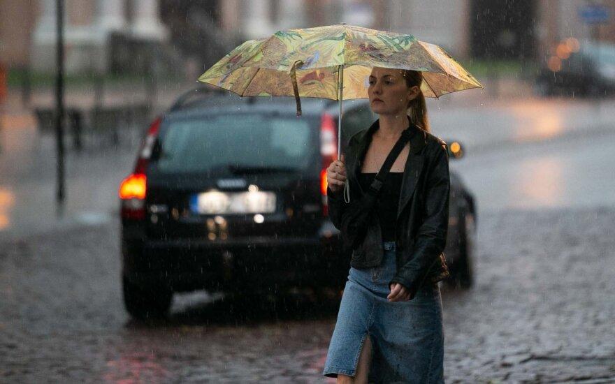 Po šventinio lietaus ateis tikra lietuviška vasara