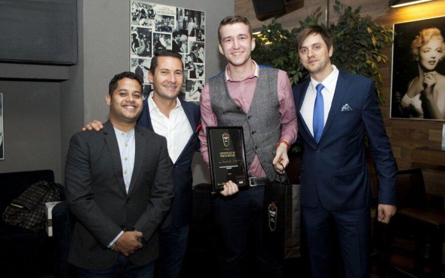 Geriausi Lietuvos miksologai kovojo dėl galimybės patekti į pasaulinį kokteilių čempionatą