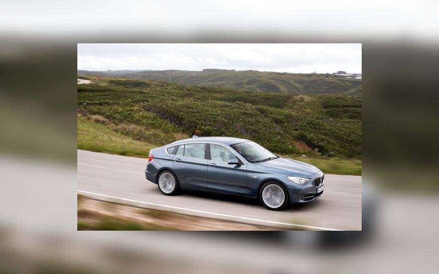 """BMW 5-os serijos """"Gran Turismo"""""""