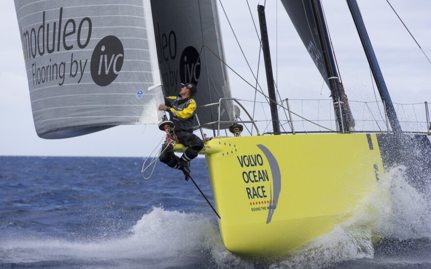 """Team Brunel"" jachta"